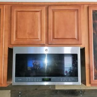 Kitchen Amber Glass
