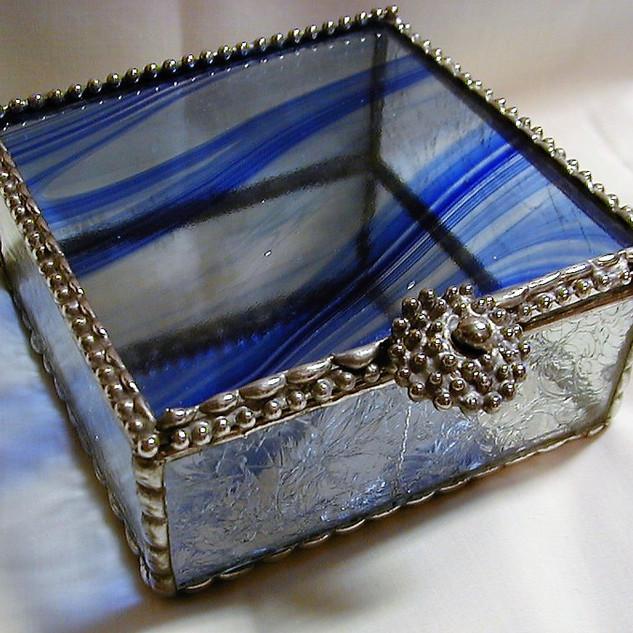 Baroque Jewelry Box