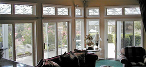 Family room Transoms