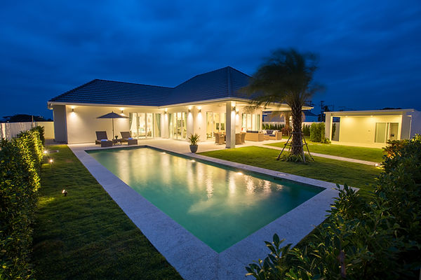 Beautiful villa in Hua Hin