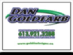 Dan Goldfarb Signs Logo