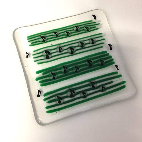 Music Note Coaster