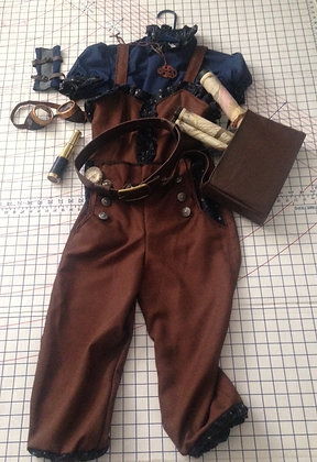 Original Steampunk Costume
