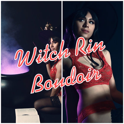 Witch Rin Boudoir