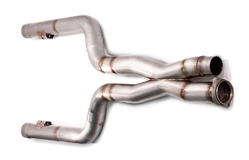 E63 W212 Mid-Section with Xpipe