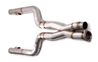 CL63 Mid-Section with Xpipe