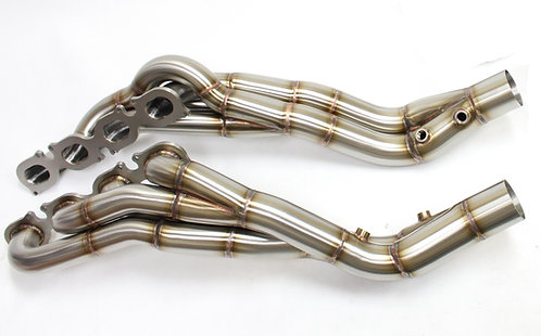 S63 M156 Long Tube Headers