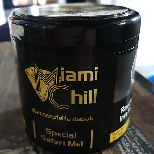 MIAMI CHILL Tabak 200gr Honig Wassermelone