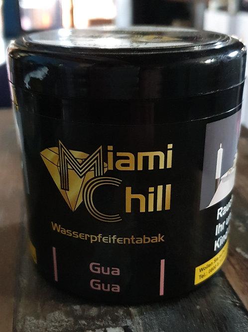 MIAMI CHILL Tabak 200gr Guave Zitrone