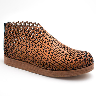 Auxetic Shoe