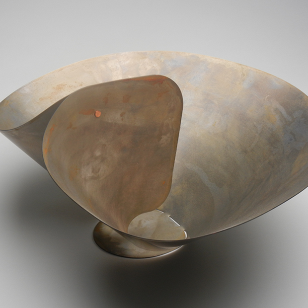 Torqued Steel Bowl