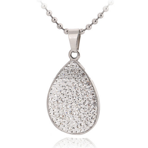 Bling Necklace Silver