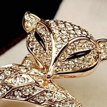 High Quality Fox Ring