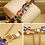 Thumbnail: Gold Plated Multi Bracelet