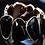 Thumbnail: Retro Big Stone Bangle