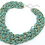 Thumbnail: Oversized Beaded Necklace