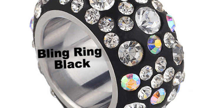 Bling Ring Black