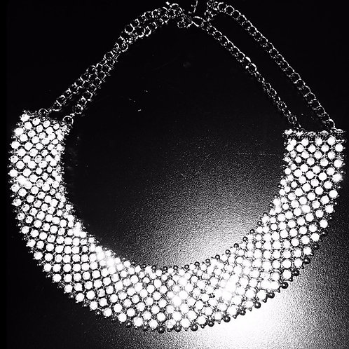 Classy Bling Necklace