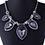 Thumbnail: Chunky Stone Fashion Necklace