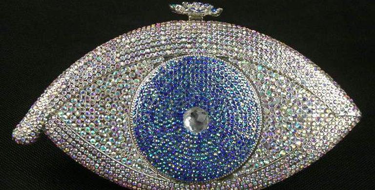 NEW Evil Eye Clutch