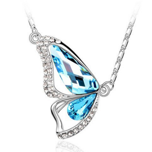 Blue Designer Butterfly