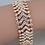 Thumbnail: Valentine Girl Bling Bracelet (Gold)