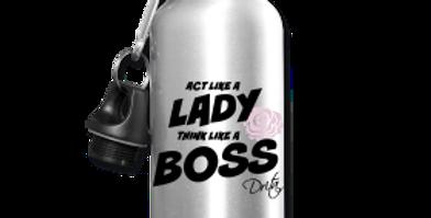 Lady Boss Water Bottle
