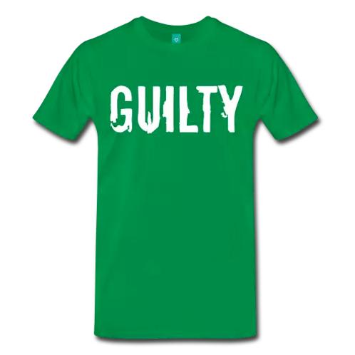 Guilty Signature T Shirt (W)