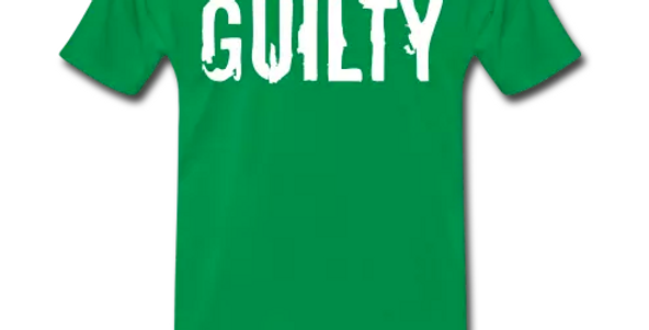 Guilty Signature T Shirt (W)