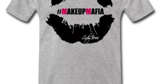 Men's Makeup Mafia Premium TShirt