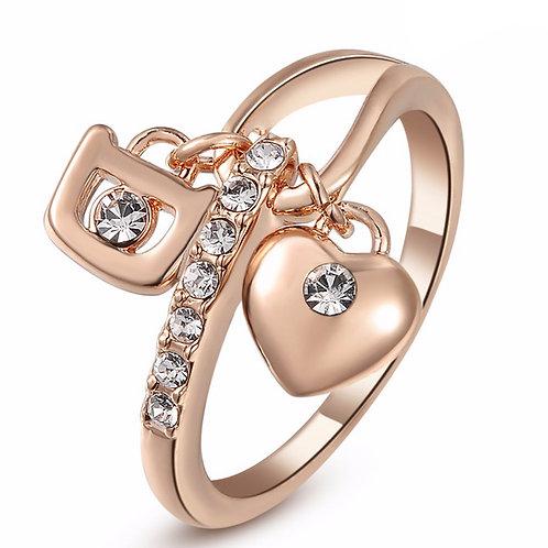 Love & Locket Ring