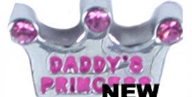 Daddy's Princess Charm