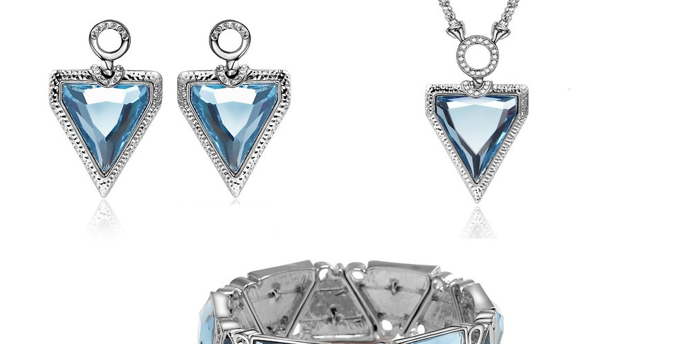 Blue Diamond Set