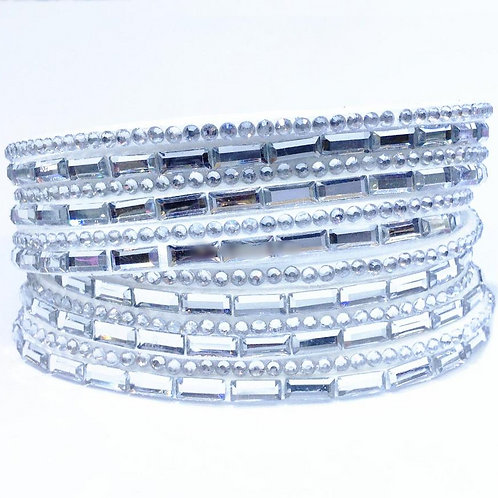 Handmade Bling Crystal Fashion Bracelet