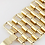 Thumbnail: Gold Chain Bangle