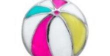 Beach Ball Charm