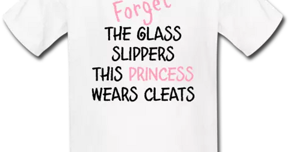 Kid's TShirt Forget The Glass Slippers