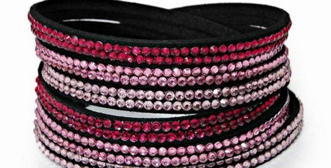 Wrap Around Bling Bracelet