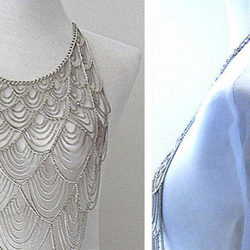 Designer Body Jewelry Gold