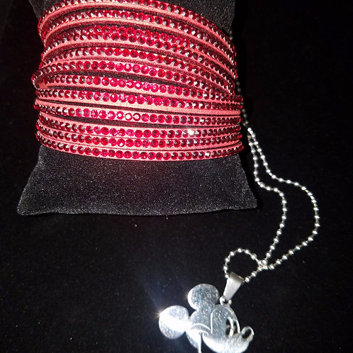 Famous Mouse Duo & Bracelet