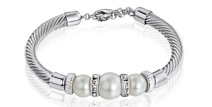 High Quality Pearl Bracelet
