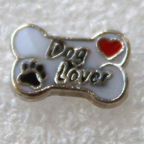 Dog Lover Charm