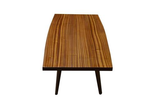 midcentury modern, mahogany, coffee table | vermont mid-century