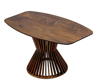 VENTURI Walnut Table