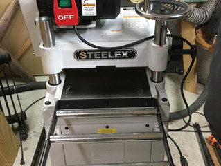 A Sporty Planer Gets The Job