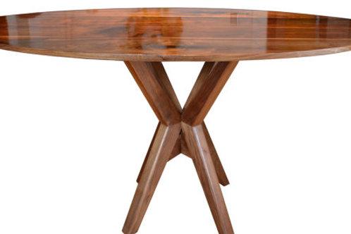 Walnut Dining table Mid Century Modern