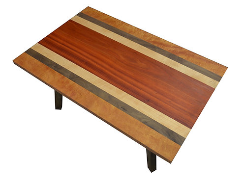 Kaleidescope Bloodwood Coffee Table