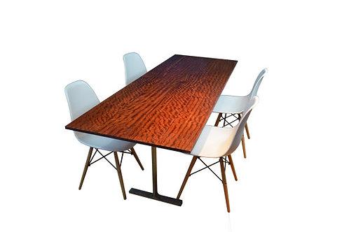 Modern Dining table, Bubinga