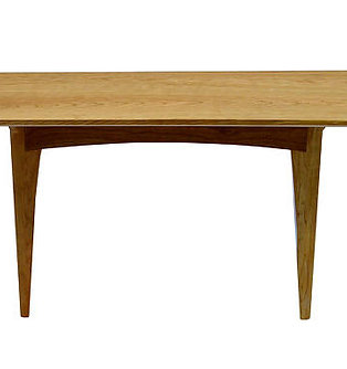 CHILTON Solid Cherry Coffee Table, Rare Grade Cherry