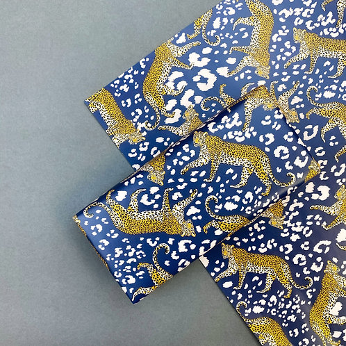 Wondering Leopards Gift-wrap